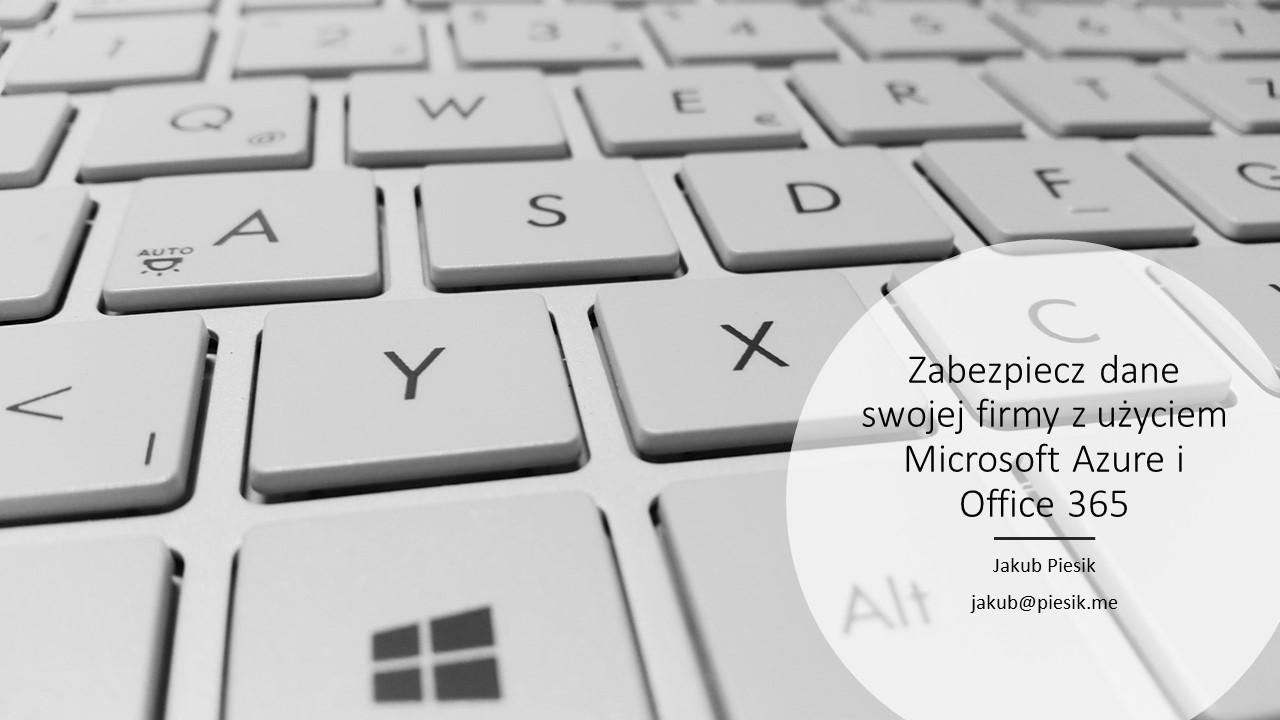 """""""[PL] GigaCon Cloud Computing Warszawa 2019"""""""