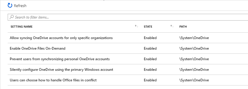 """Cicha"" konfiguracja OneDrive for Business"